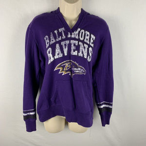 Baltimore Ravens Hoodie Sweatshirt NFL Team
